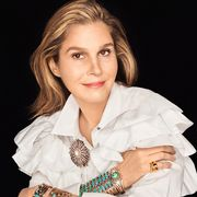 aerin lauder for town  country