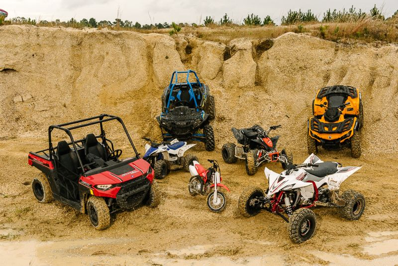 The Great Big Youth ATV Test