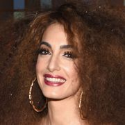 Amal Clooney Halloween outfit
