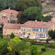 chateau miraval, angelina jolie and brad pitt's french estate in provence, france