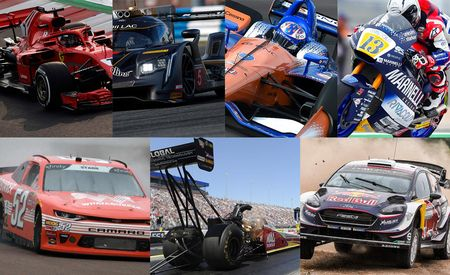 Analyzing the Starting-Grid Talent of Seven Major Motorsports Series