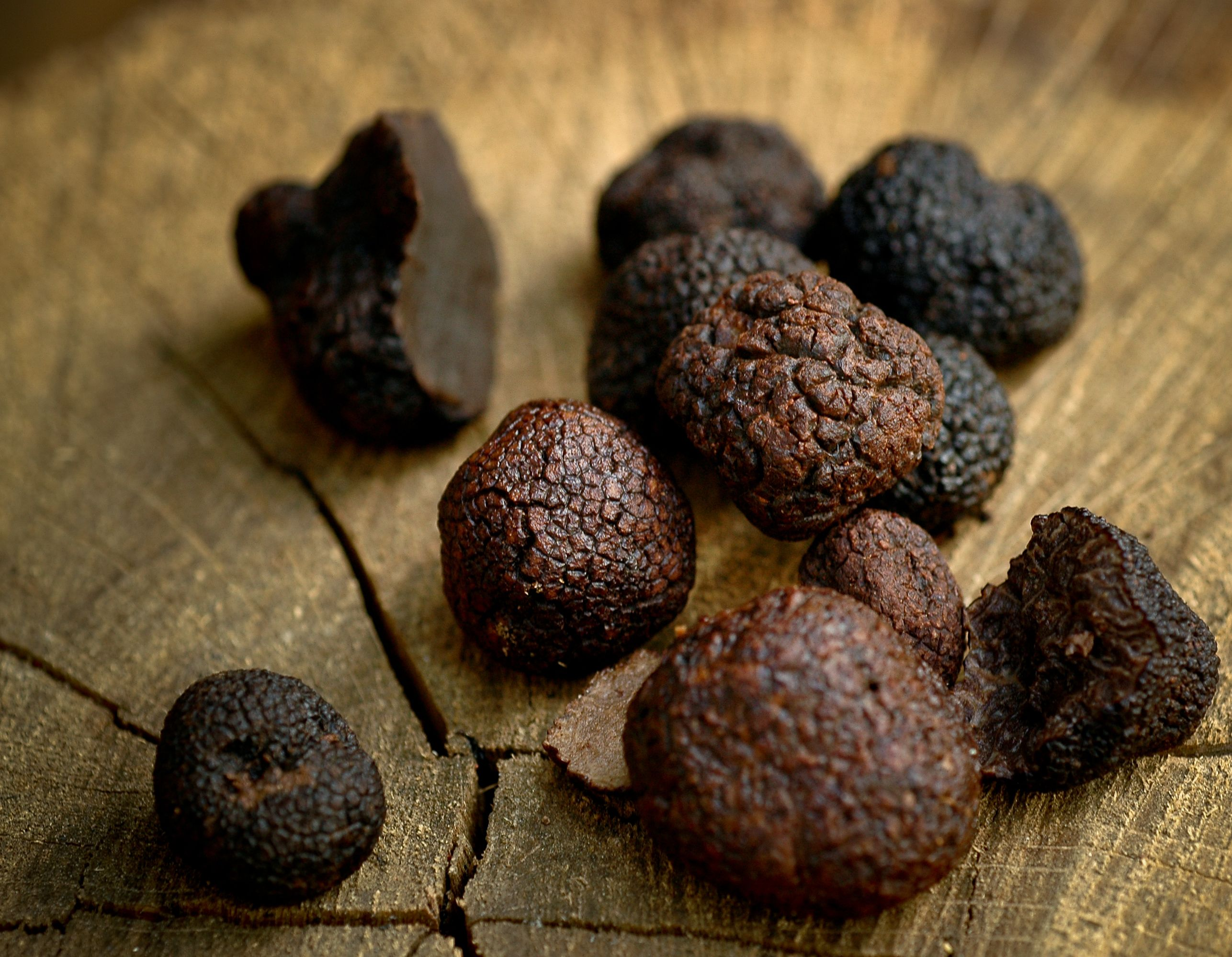 aphrodisiac foods black truffles