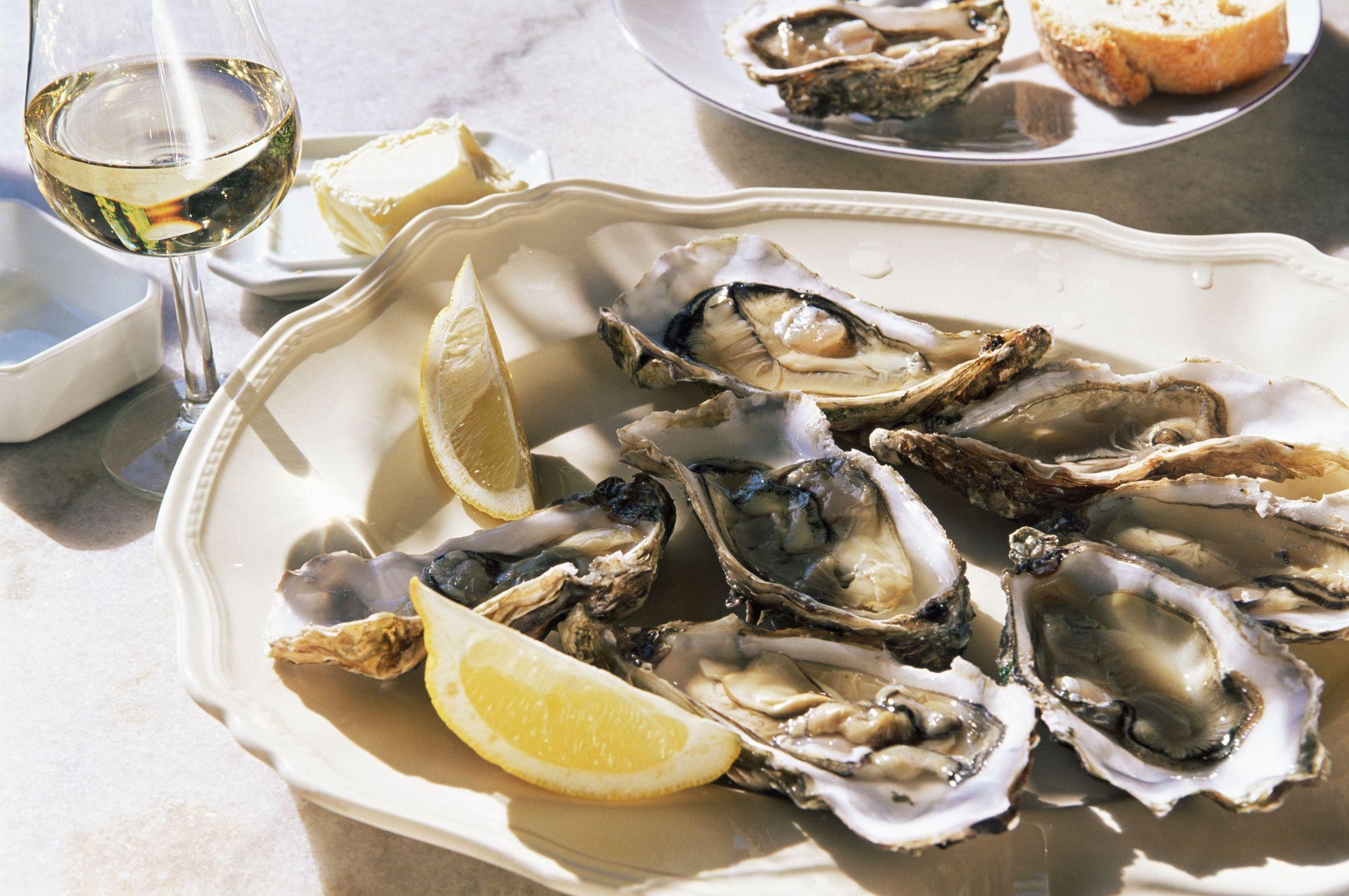 aphrodisiac foods oysters