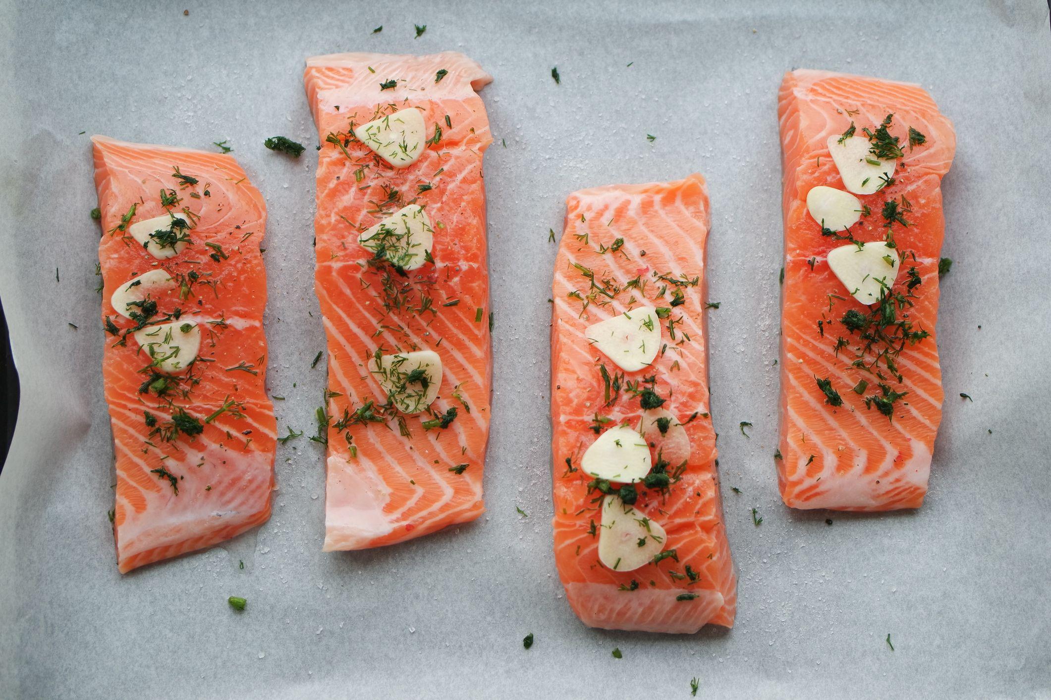 aphrodisiac foods salmon