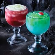 applebee's tipsy zombie and dracula's juice halloween cocktails