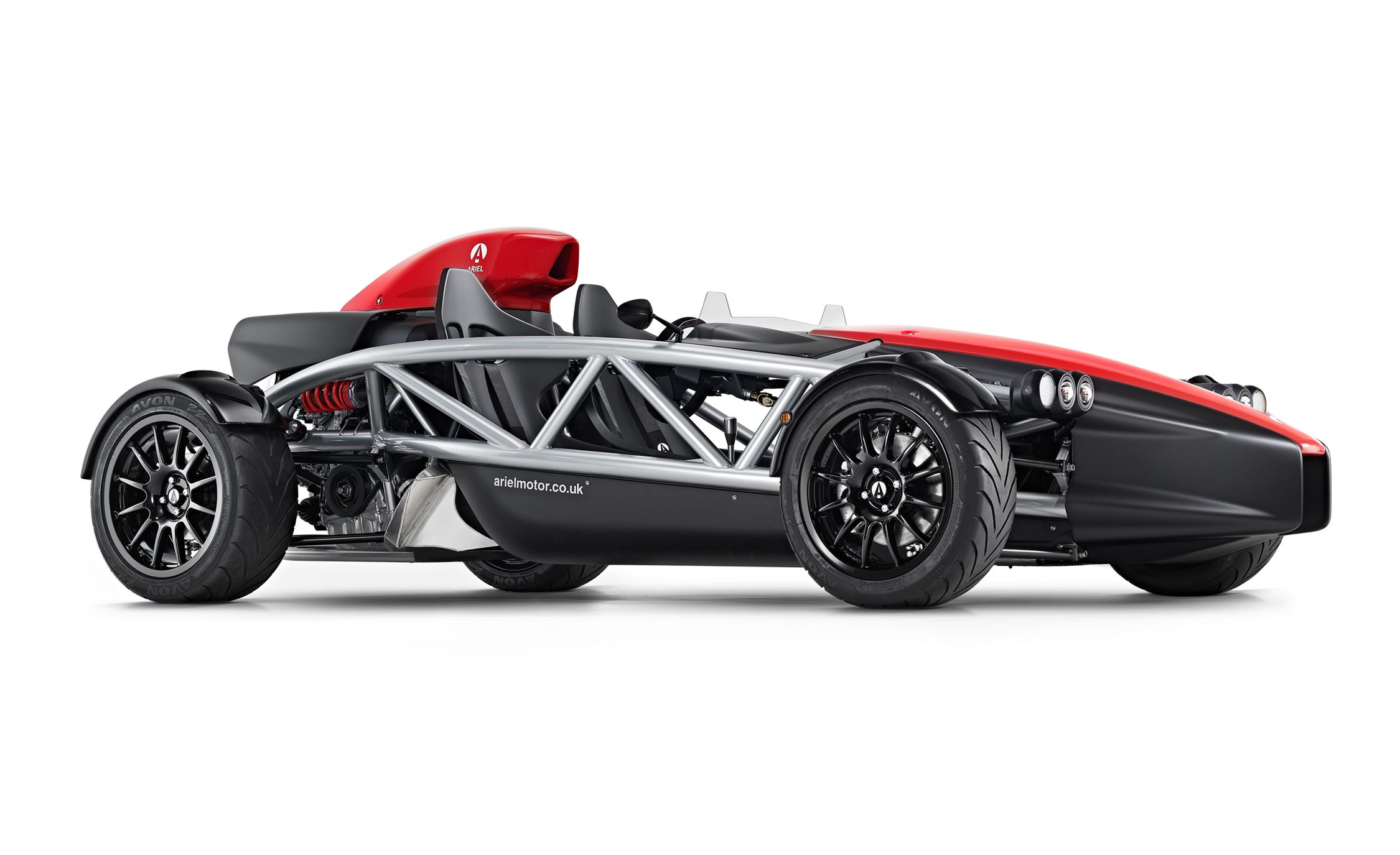 The Ariel Atom 4 Is Here, and It Packs the Honda Civic Type R's ...