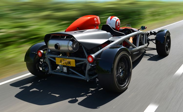 The Ariel Atom 4 Provides a Sport-Bike Experience on Four Wheels