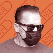 watch arnold schwarzenegger channel the terminator while getting his covid vaccine