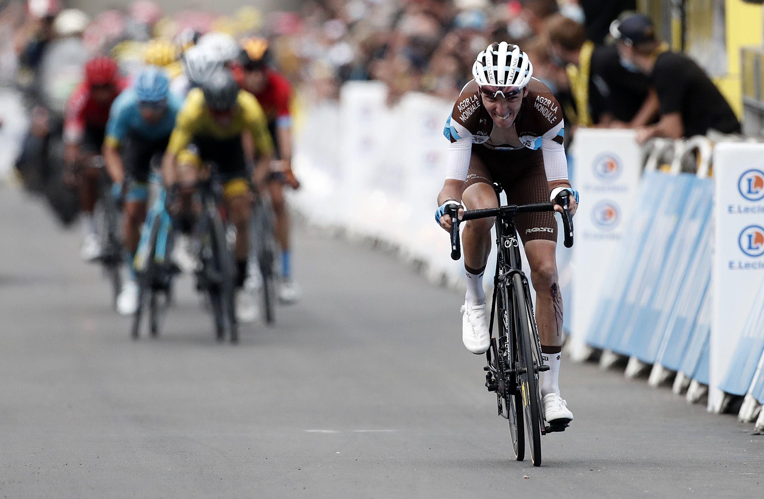 107th Tour de France 2020 - Stage 8