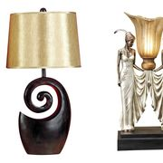 Art Deco Lamps - Art Deco Lighting