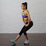 Sportswear, Human leg, Joint, Active pants, Exercise, Elbow, yoga pant, Athletic shoe, Physical fitness, Knee,