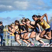 Start of a sprint.