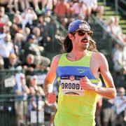 Noah Droddy Olympic Trials