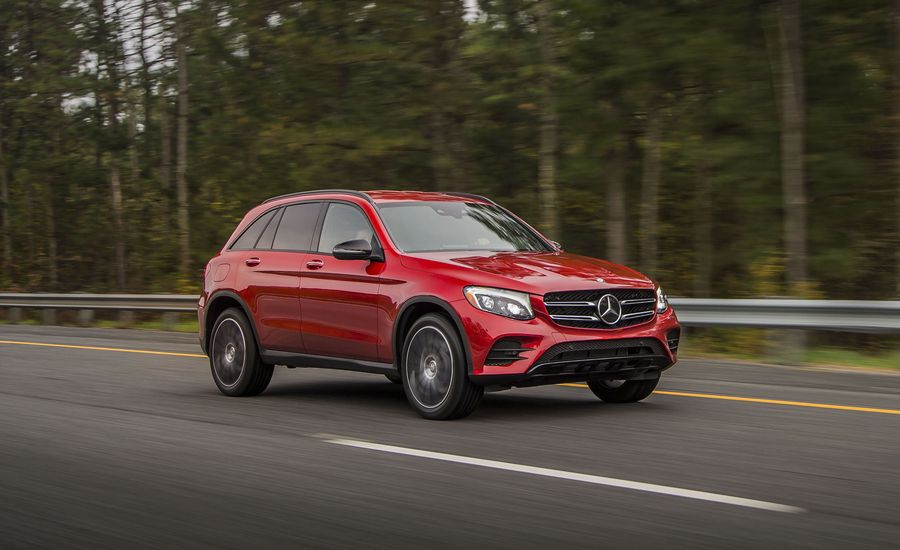 The 2019 Mercedes-Benz GLC Is Now Being Imported to the U.S. from India