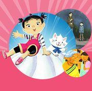 asian heritage children's books illustrations