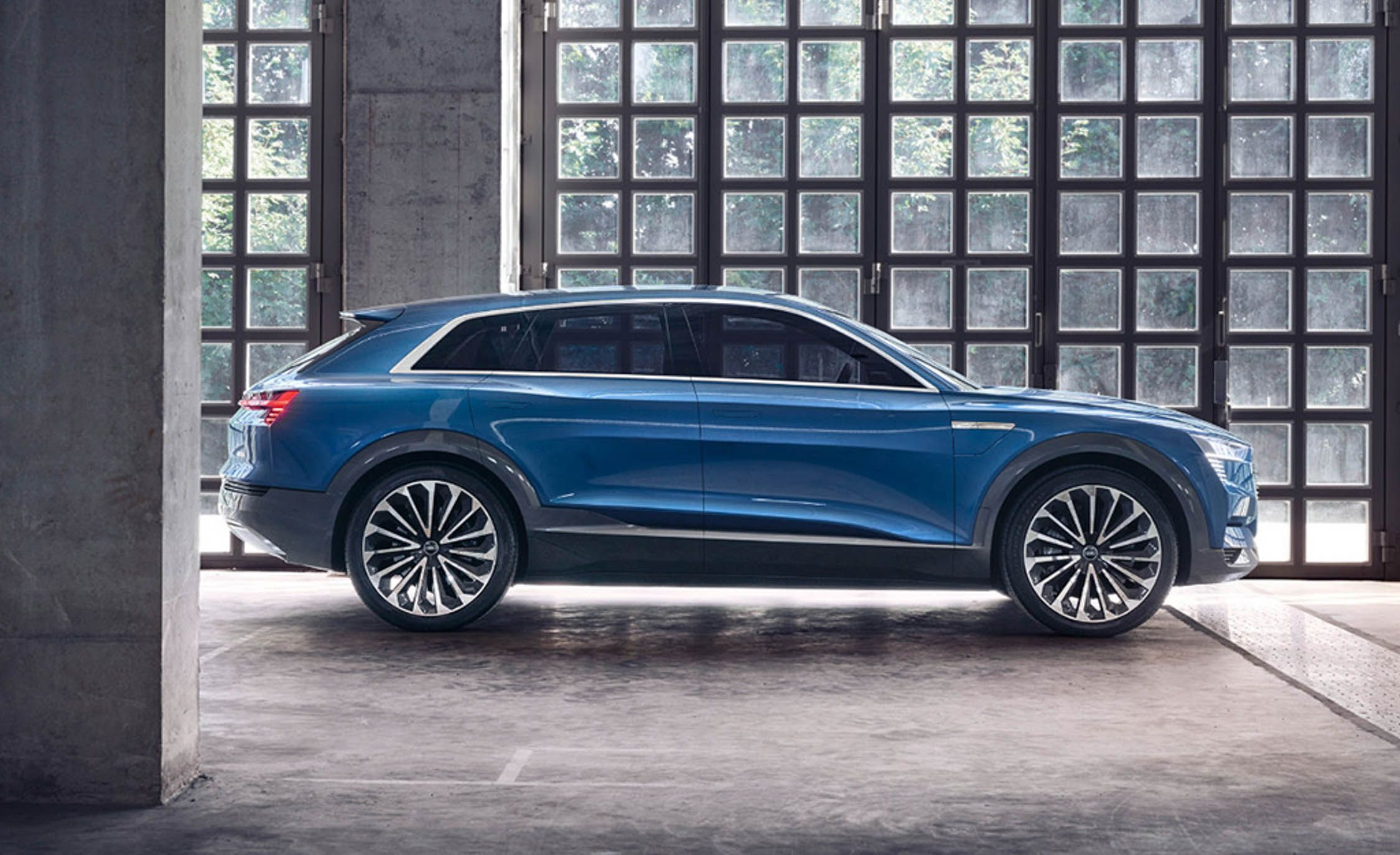 How Audi Intends to Make EV Charging Easier and More Accessible   News   Car and Driver