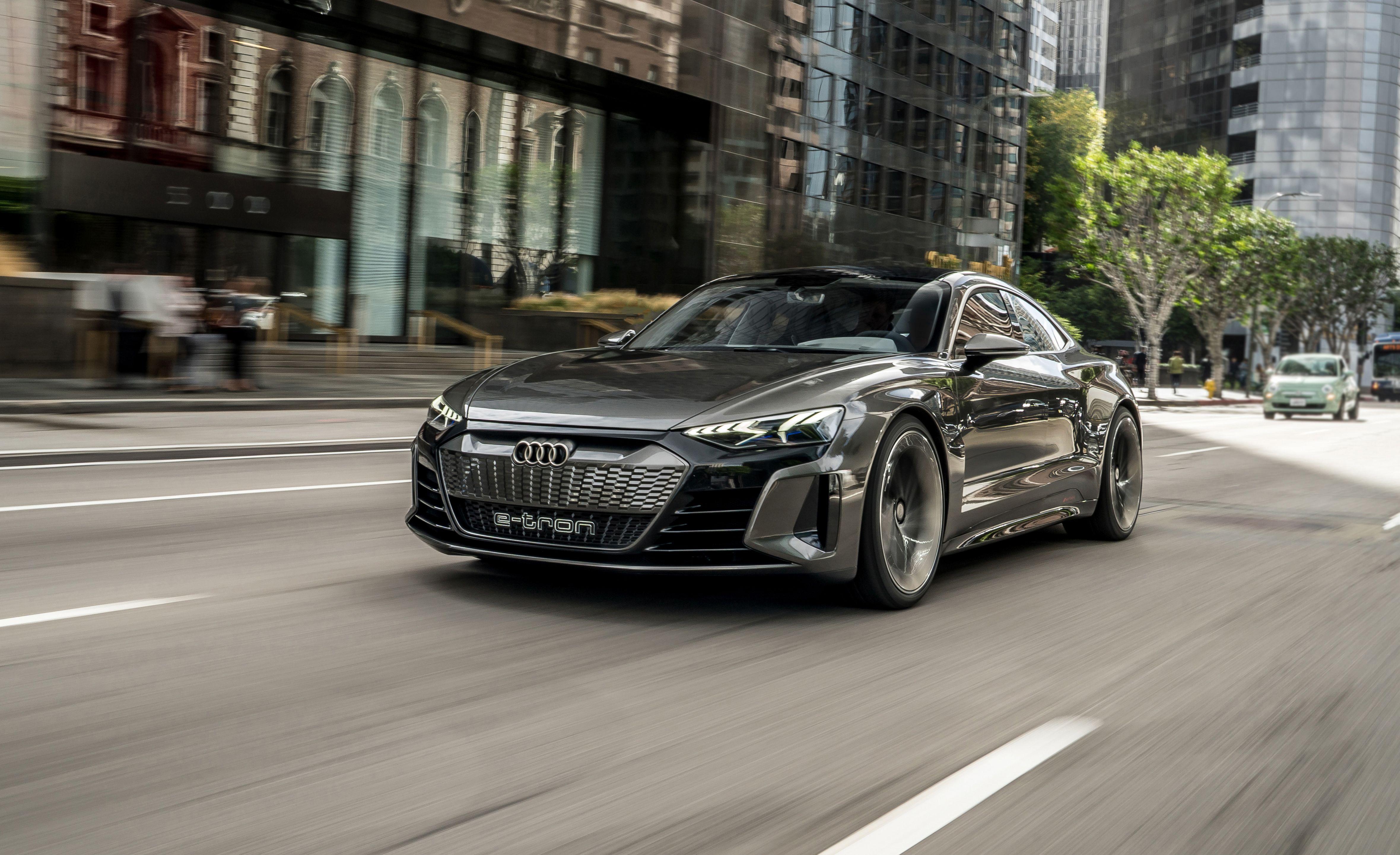 2020 Audi E Tron Gt Reviews Audi E Tron Gt Price Photos And