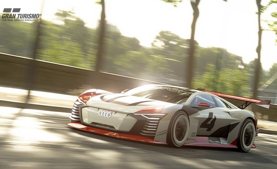 Audi e-tron Vision Gran Turismo - Slide 2