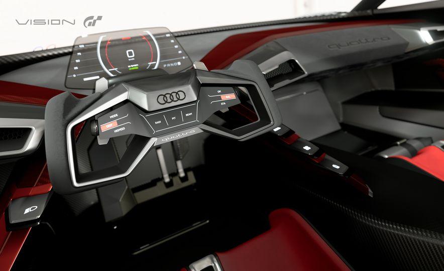 Audi e-tron Vision Gran Turismo - Slide 4