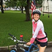 audrey wick how cycling changed me