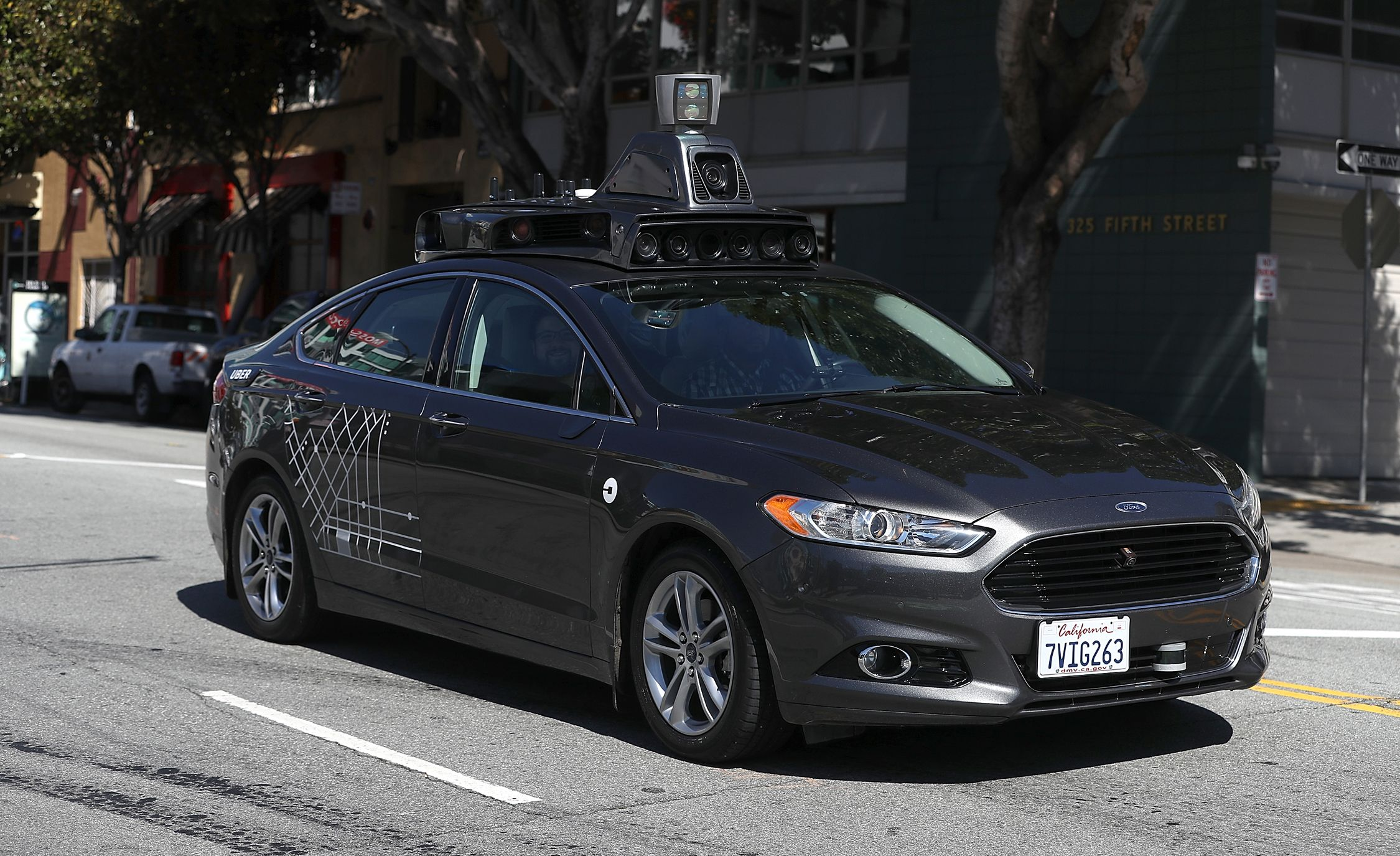 Bureaucracy Stifles Innovation, Even as Driverless Cars Get a Pass