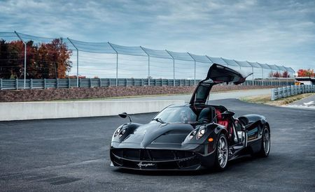 Leasing a Pagani Is Nearly as Expensive as Buying It Outright