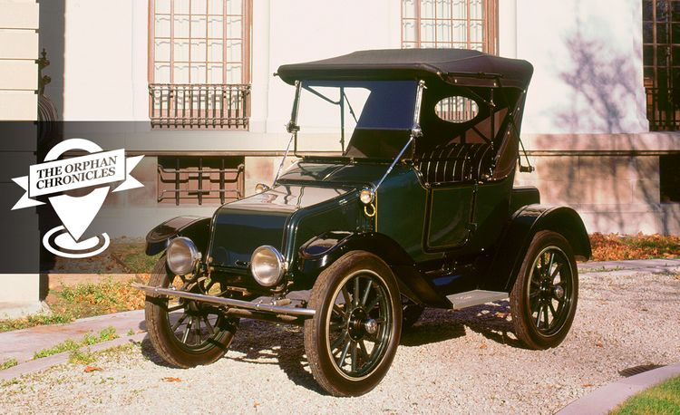 Forgotten Automakers: Baker Electric Motor Vehicle Company