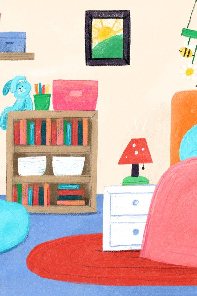 kid friendly rooms