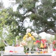 Yellow, Flower Arranging, Floristry, Floral design, Flower, Centrepiece, Spring, Event, Plant, Ceremony,