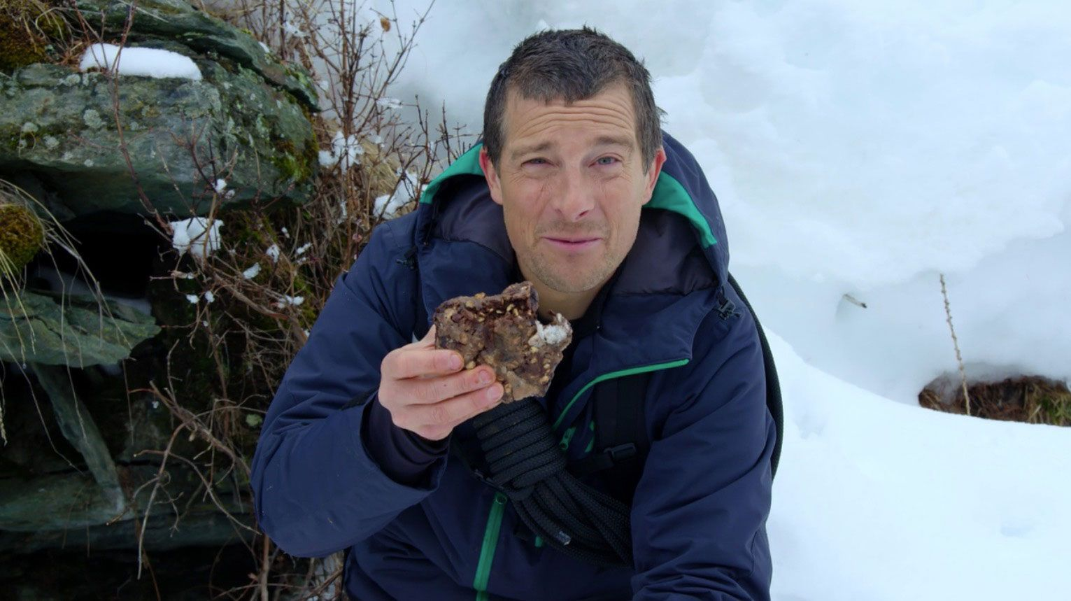 You can make Bear Grylls eat poo on his new interactive Netflix show You vs The Wild
