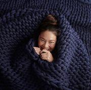 Bearaby blanket