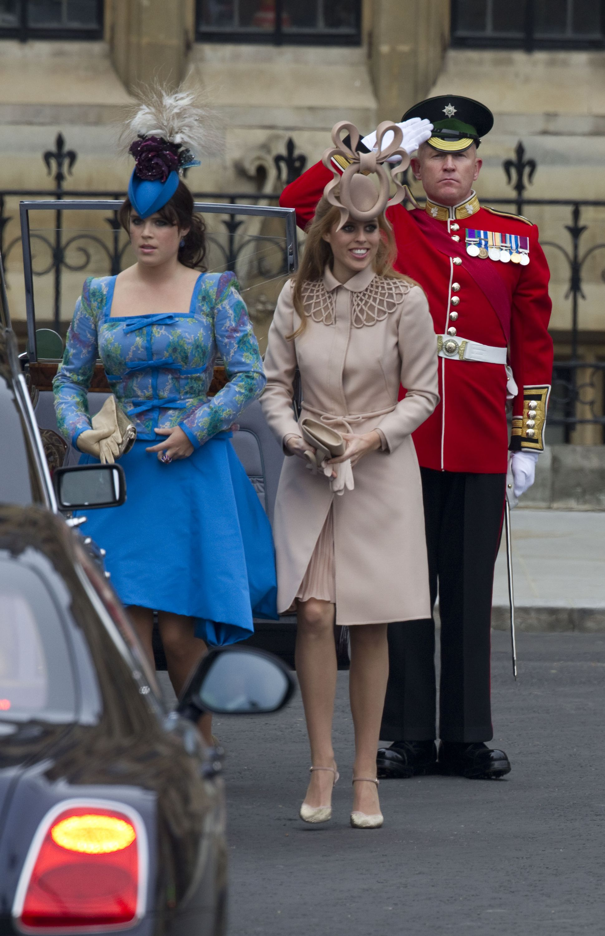OMG, Princess Beatrice and Eugenie's Hats Are Bad?