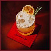 bemelmans bartender, the gilespie drink