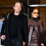 ben affleck and jennifer lopez out in new york city