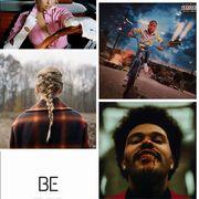 seventeen's media awards   best albums of 2020
