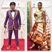 best dressed men oscars 2020