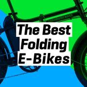 folding e bikes