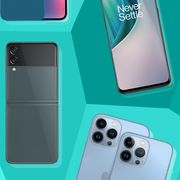 google, samsung, apple, oneplus smartphones