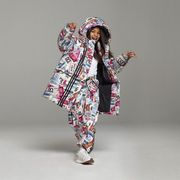 blue ivy models for icy park campaign