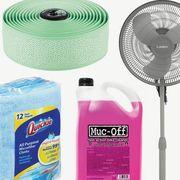 Mechanical fan, Home appliance, Magenta, Plastic,