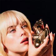 billie eilish fragrance