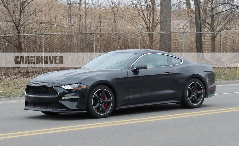 Bullitt Pricing Starts At 47 590 Or About Three Grand More Than A Gt With The Level 2 Performance Package If You D Like To Spend Even