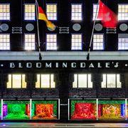 bloomingdales holiday windows 2020