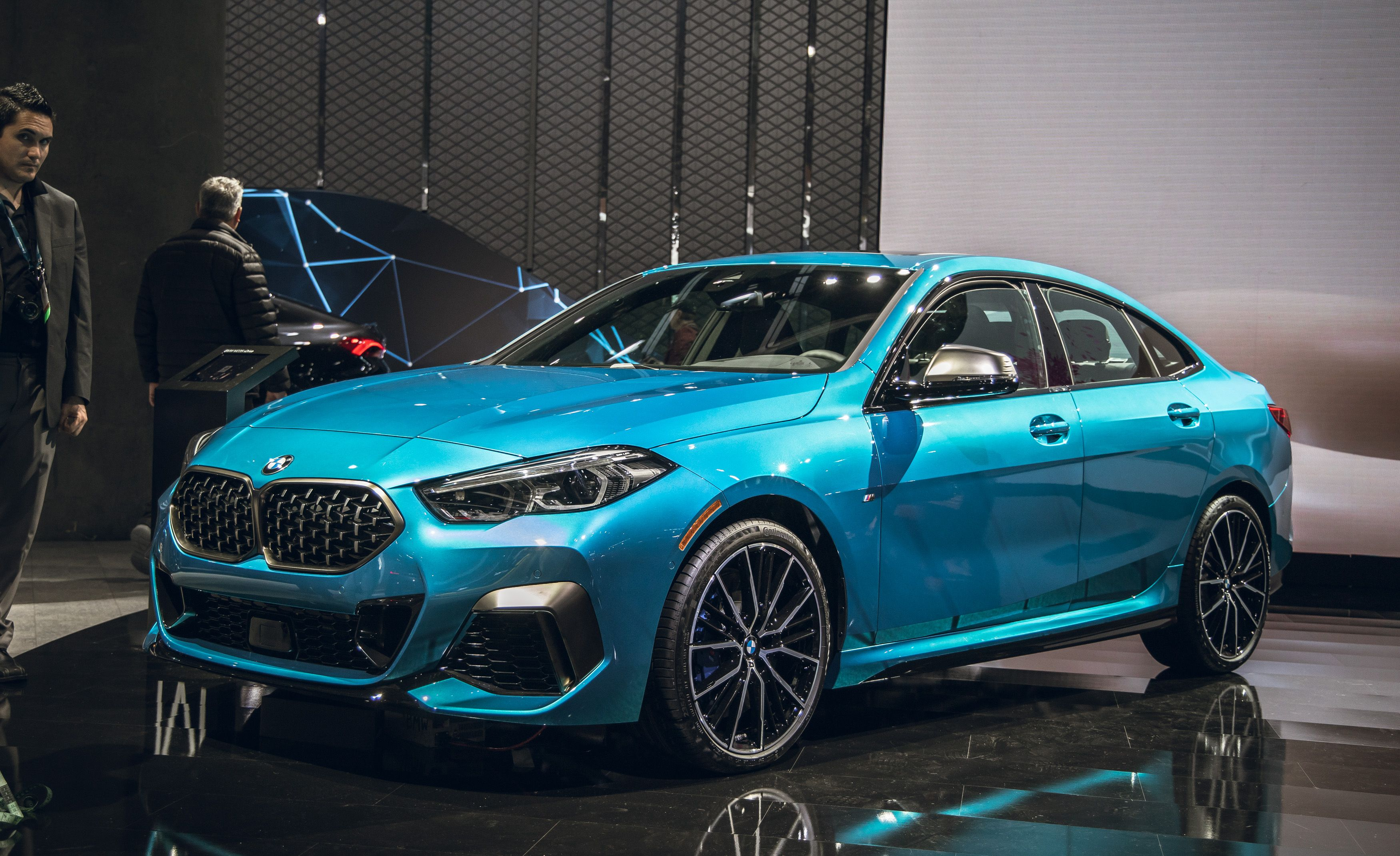 Comments on: 2020 BMW 2-Series Gran Coupe Is BMW's Odd ...