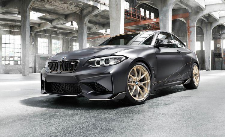 Drop Pounds, Raise Prices: BMW M2 Adds More M Performance Carbon Parts