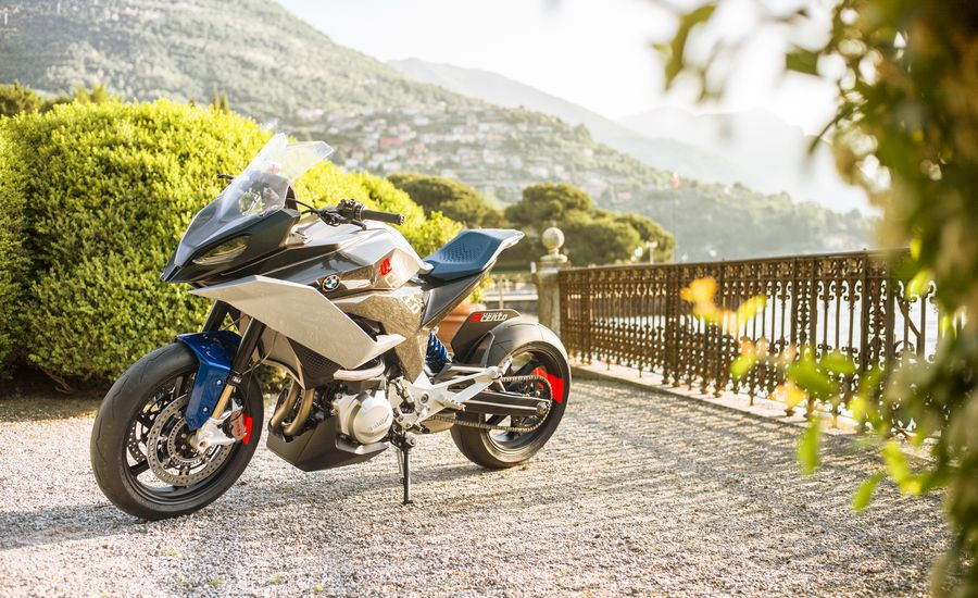 BMW 9cento: A Concept Bike That Will Become Real