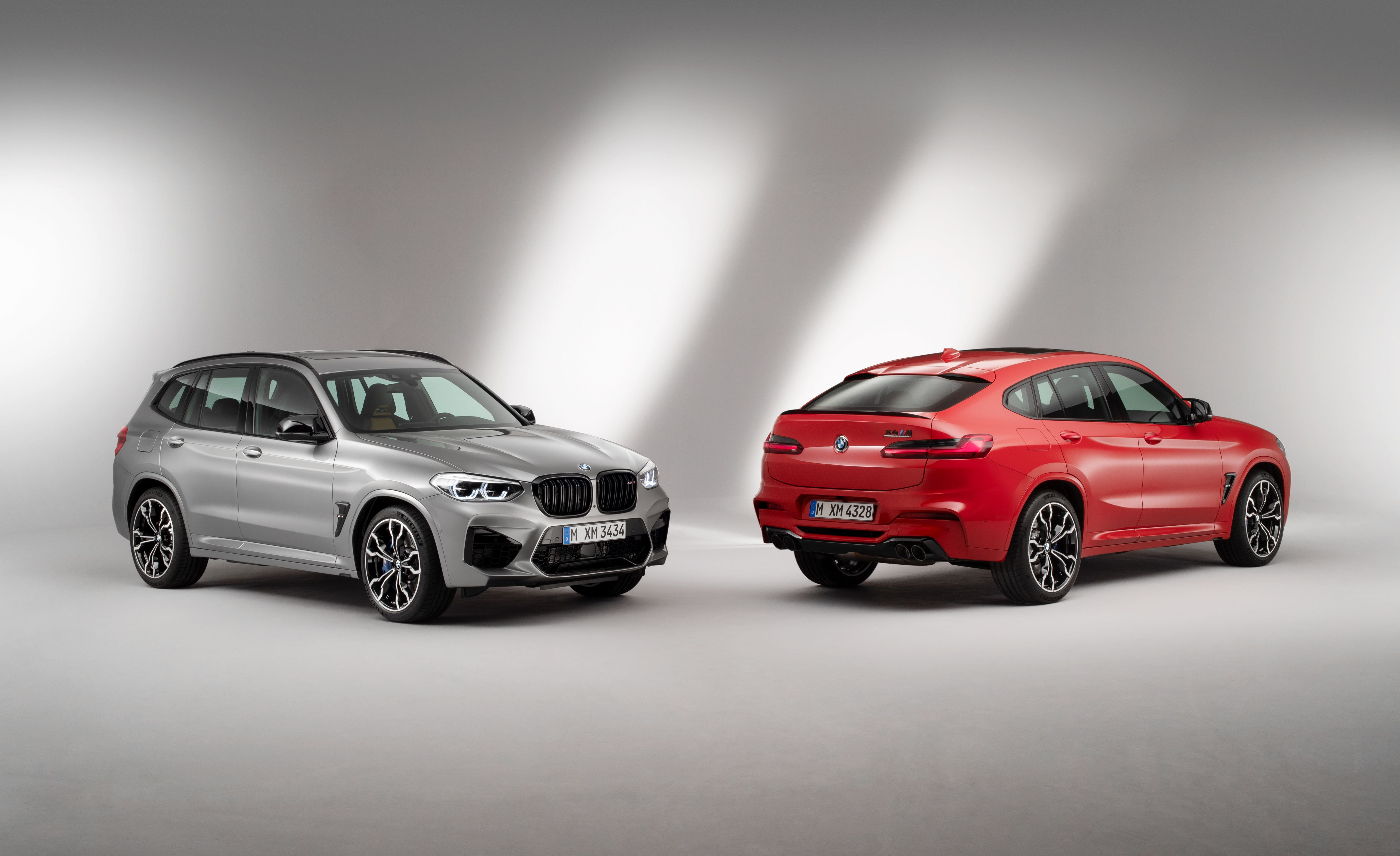 The 2020 BMW X3 M and X4 M May Be the Perfect Blend of Virtues