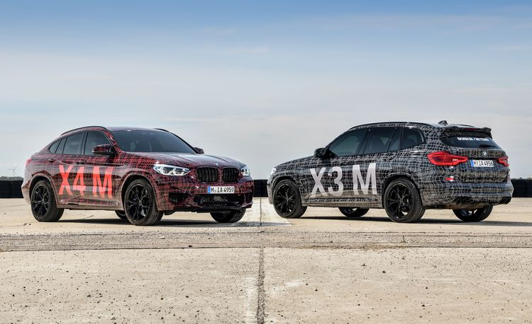 BMW X3 M and X4 M Are Definitely Happening