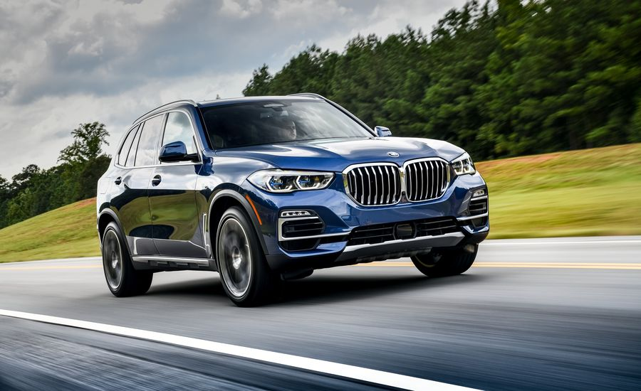 2019 bmw x5 improves a proven mid size formula. Black Bedroom Furniture Sets. Home Design Ideas