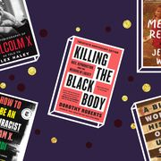 the autobiography of malcolm x, killing the black body, men we reaped, a black women's history of the united states, how to be an antiracist